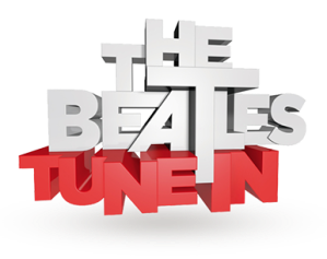 beatles tune in logo