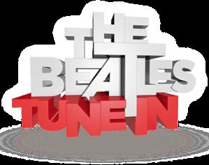 beatles tune in logo