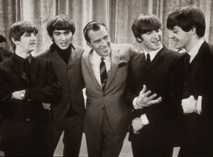 beatles sullivan group shot