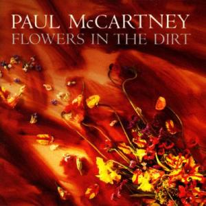 flowers in dirt cover