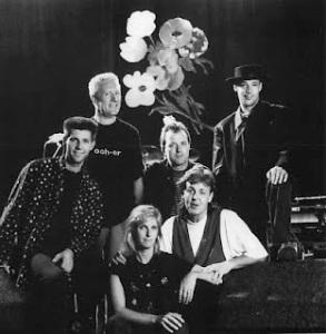 The McCartney band circa 1989.