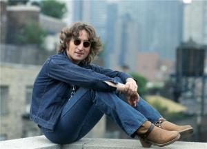 Lennon publicity shot.