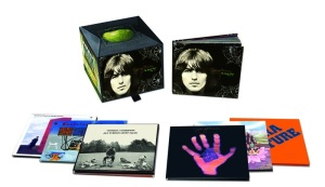 "George Harrison ""Apple Years"" box."