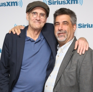 James Taylor and Tom Frangione