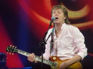 Macca on his second night in Minneapolis. (Photo: Rick Glover)