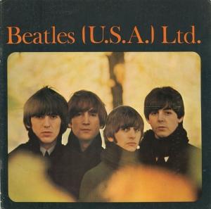 1965 American tour book