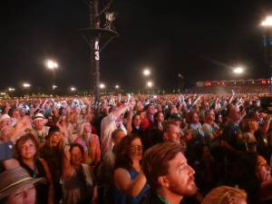The audience at Desert Trip. (Rick Glover)