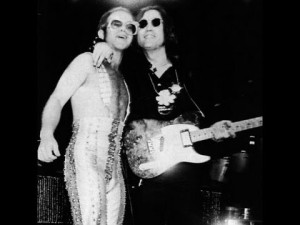 Stormo helped a fan make available footage of John Lennon's appearance with Elton John.