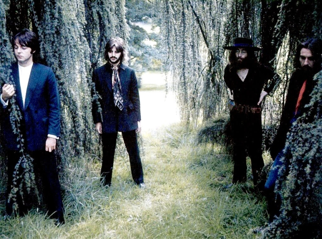 The Beatles' Last Photo Shoot August 1969 (1) copy