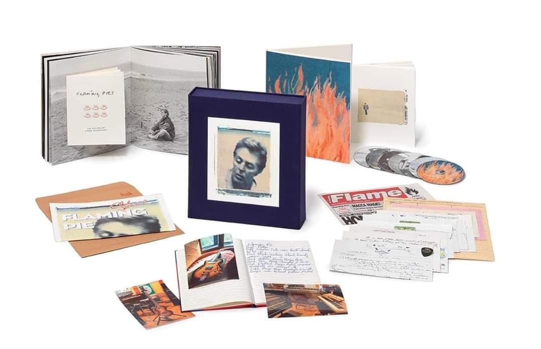 flaming pie box set